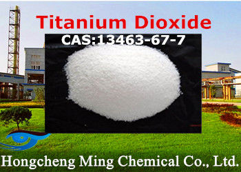 China Strongest Coloring Dye Intermediates Titanium Dioxide White Inorganic Pigment supplier