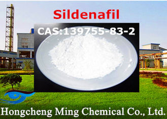 China CAS 139755-83-2 Sildenafil For Treat MaleErectile Dysfunction supplier