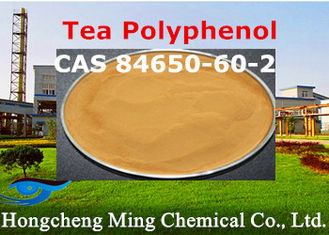China Natural Plant Extract Tea Polyphenols CAS 84650-60-2,Anti-aging/Anti-cancer supplier