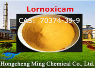Good Quality Biochemical Raw Materials & 100% Non - Steroidal Anti - Inflammatory Analgesics Lornoxicam CAS 70374-39-9 on sale