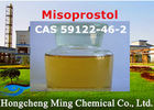 Good Quality Biochemical Raw Materials & Prostaglandin E1 Antiulcer / Termination Of Pregnancy Misoprostol CAS 59122-46-2 on sale