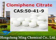 Good Quality Biochemical Raw Materials & Estrogen Inhibitor / Promote Fertility MedicineClomiphene Citrate CAS 50-41-9 on sale