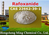 Good Quality Biochemical Raw Materials & Rafoxanide CAS 22662-39-1 Pharmaceutical Raw Materials Veterinary Medicine Insecticide on sale