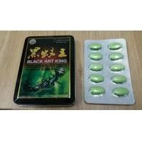 China Natural Black Ant King Boss Rhino Pills 3800 Mg * 10 Cool And Dry Storage factory