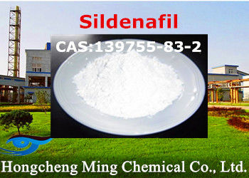 CAS 139755-83-2 Sildenafil For Treat MaleErectile Dysfunction